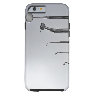 Os instrumentos do dentista capa tough para iPhone 6
