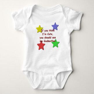 Os KRW se você pensa que eu sou bonito consideram Body Para Bebê