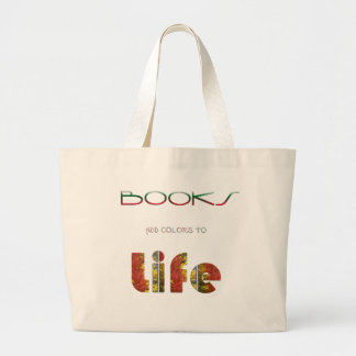 Os livros adicionam cores bolsa para compras
