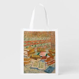 Os livros amarelos, 1887 sacola ecológica para supermercado