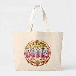 Os livros obcecaram R Bolsa De Lona