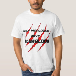 Os mágicos têm Tigerblood Camiseta