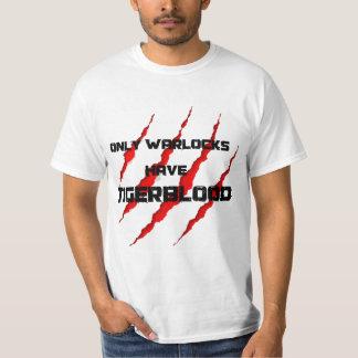 Os mágicos têm Tigerblood T-shirt