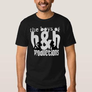 Os meninos de B & de H T-shirts