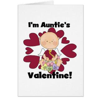 Os Namorados Camiseta e presentes do Cupido do Cartão