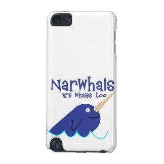os narwhals são baleias demasiado capa para iPod touch 5G