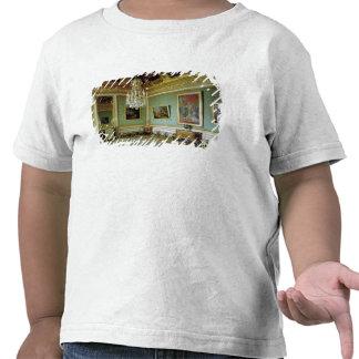 Os nobres do DES do salão de beleza Camisetas