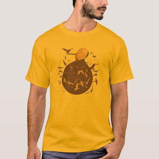 Os Pássaros - de Hitchcock Camiseta