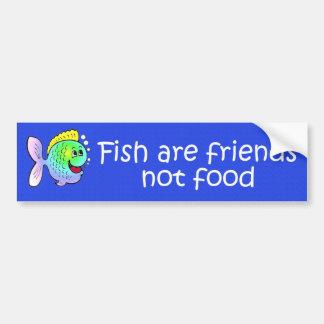 os peixes são autocolante no vidro traseiro dos am adesivo para carro