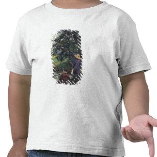Os pescadores, c.1885 t-shirt