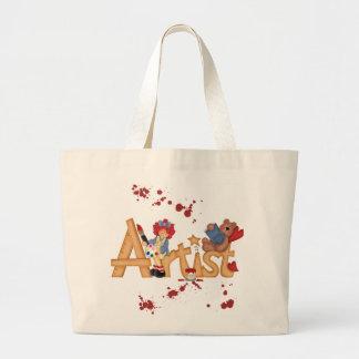 Os presentes das crianças bolsas para compras