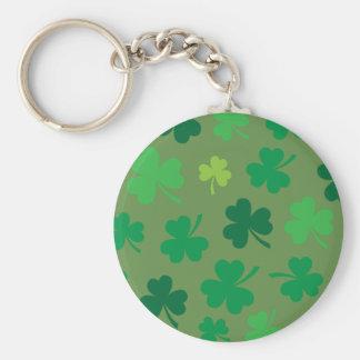 Os presentes irlandeses do irlandês do chaveiro  