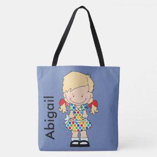 Os presentes personalizados de Abigail Bolsas Tote