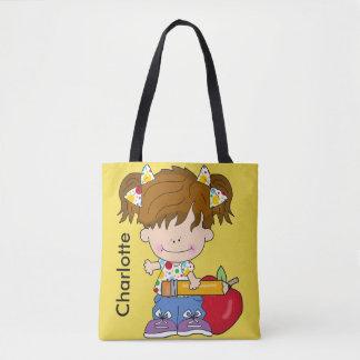 Os presentes personalizados de Charlotte Bolsas Tote