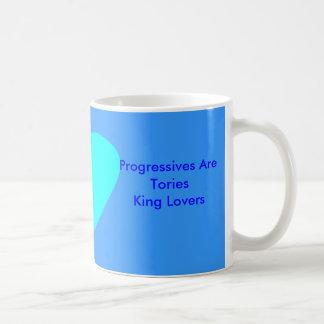Os progressistas são rei Amante dos Tórios Canecas