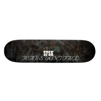 os rasgos caídos sfsk do anjo não caem plataforma shape de skate 19,7cm