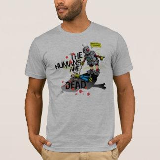 Os seres humanos são camisa inoperante