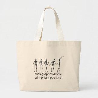 Os técnico de radiologia sabem todas as posições d bolsas para compras