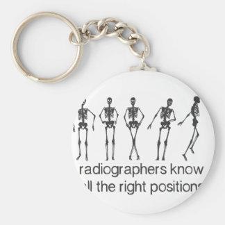 Os técnico de radiologia sabem todas as posições d chaveiro