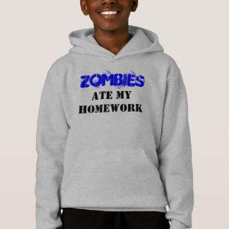 """Os """"zombis comeram morto de vida dos meus"""