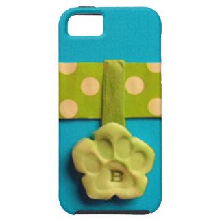 Osso de cão manchado - B Capas Para iPhone 5