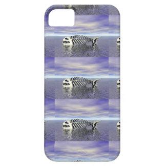 Ossos de peixes capa para iPhone 5