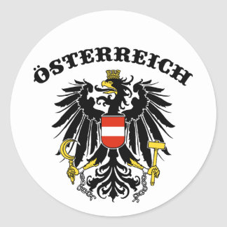Osterreich Adesivo