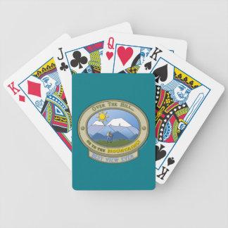 OTH…, cartões de jogo da bicicleta Cartas De Baralhos