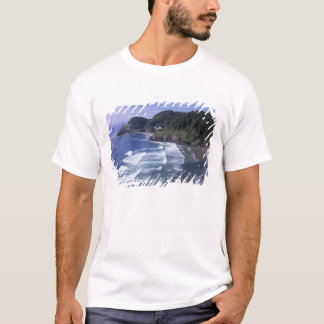 OU, costa de Oregon, farol principal de Heceta, Camiseta