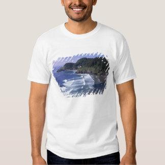 OU, costa de Oregon, farol principal de Heceta, Camisetas