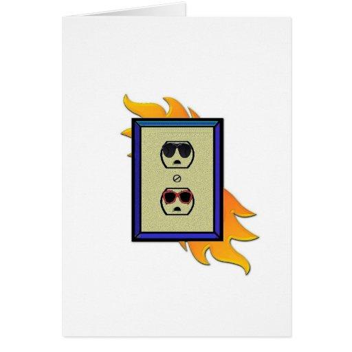 oulet elétrico cartões