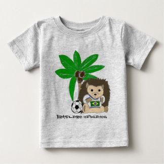Ouriço brasileiro camiseta