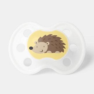 Ouriço customizável chupeta para bebê