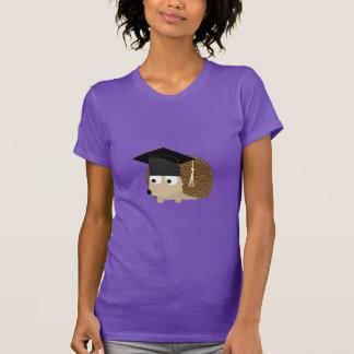 Ouriço da graduação camiseta