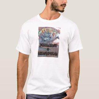 Ouriço do fandango camiseta