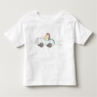 ouriço do roadster camisetas