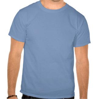 Ouriço feliz de Kawai Tshirt
