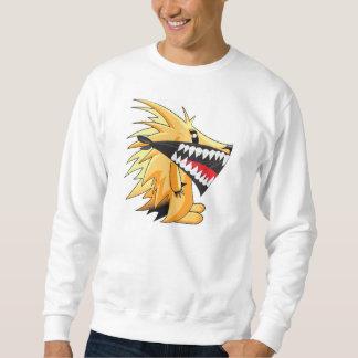 Ouriço mascarado suéter