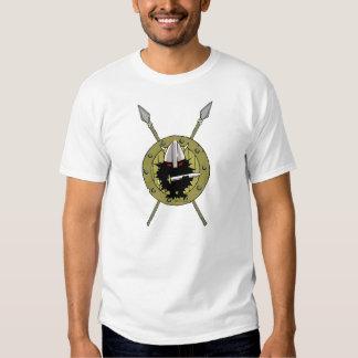 Ouriços de Viking!! Camisetas