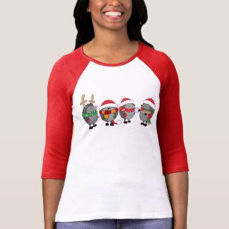 Ouriços do Natal Tshirt