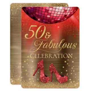 Ouro 50 & convite fabuloso
