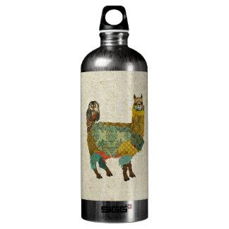 Ouro Alpac & garrafa da liberdade da coruja da