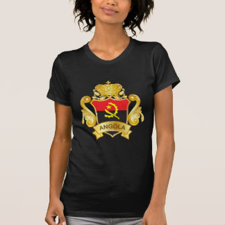 Ouro Angola Camiseta