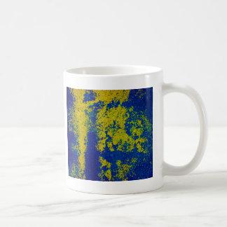 Ouro azul caneca