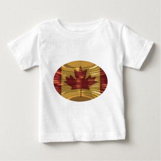Ouro canadense MapleLeaf - sucesso na diversidade Camisetas