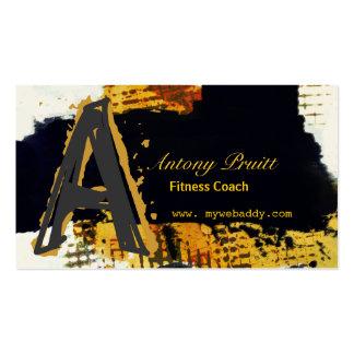 Ouro contemporâneo moderno do preto da arte abstra