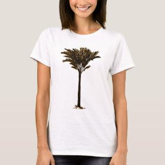 Ouro da palmeira 2 os presentes de Zazzle do MUSEU Camiseta