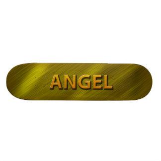 ouro do anjo skate