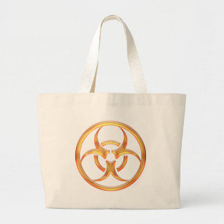 Ouro do Biohazard Bolsas