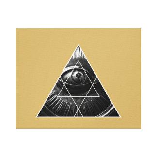 Ouro do gráfico de Illuminati